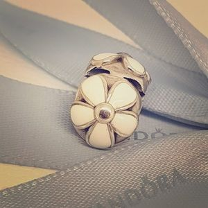 Authentic Flower Darling Daisies Clip